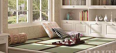 全铝定制家居中几大常用的橱柜门板种类你都了解吗