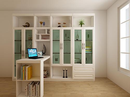 多功能储物柜书柜