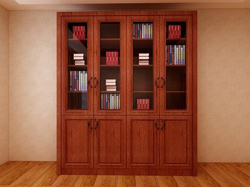 经典书柜定制