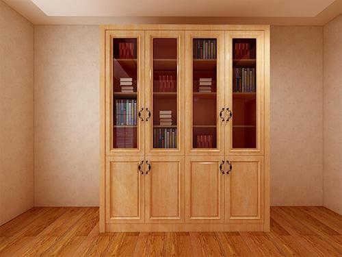 简约实用书柜
