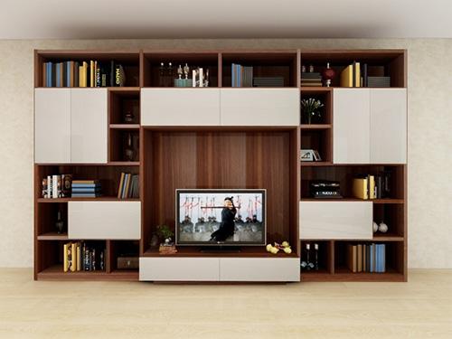 多空间储物柜电视柜