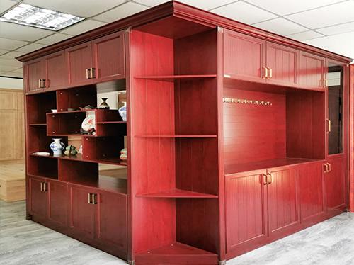定制全铝书柜