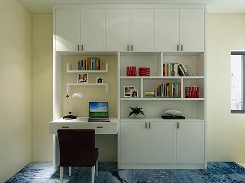 组合式现代书柜