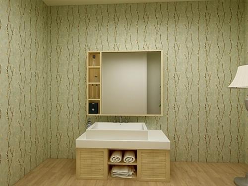 大连卫浴柜带多功能镜